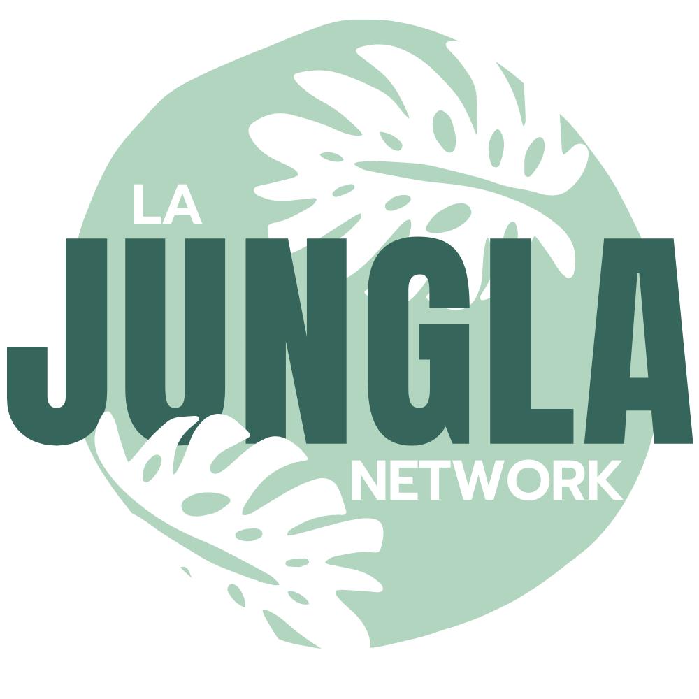Logo Sello de La Jungla Network